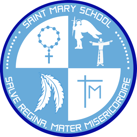 St. Mary School logo